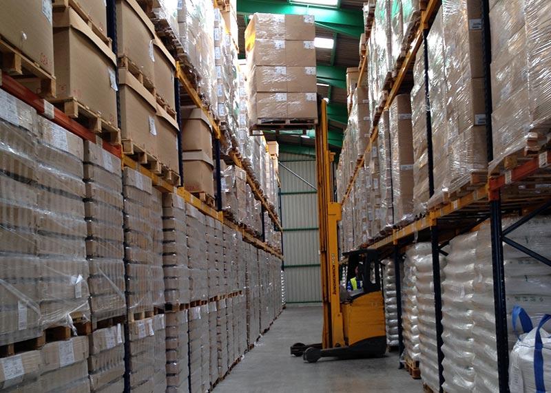 Logistique de TTM