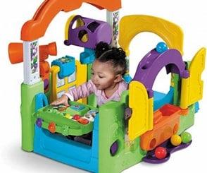 Transport de jouets